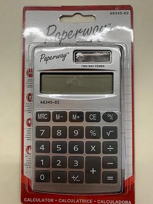 Calculatrice paperway