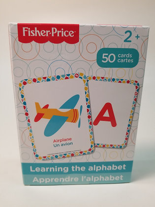 CARTES EDUCATIVES FISHER PRICE