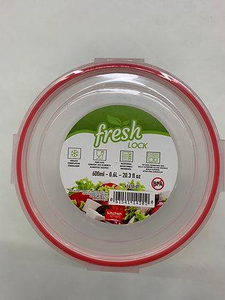 Fresh lock contenant à nourriture 600ml