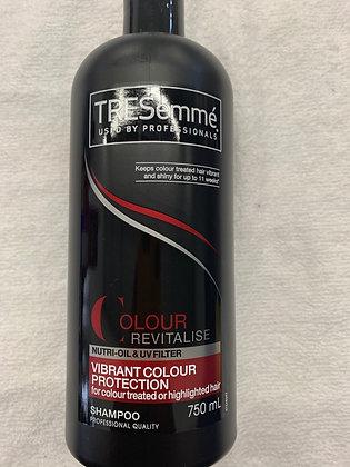 Shampoing tresemmé pour cheveux coloré 750 ml