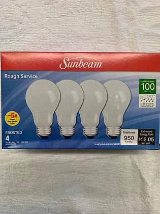 Sunbeam Ampoule 100 watts