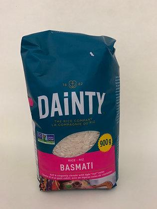 Dainty riz basmati