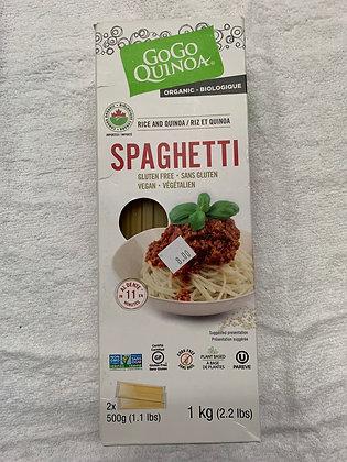 Spaghetti Gogo quinoa