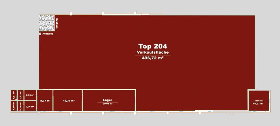 Grundriss Top 204