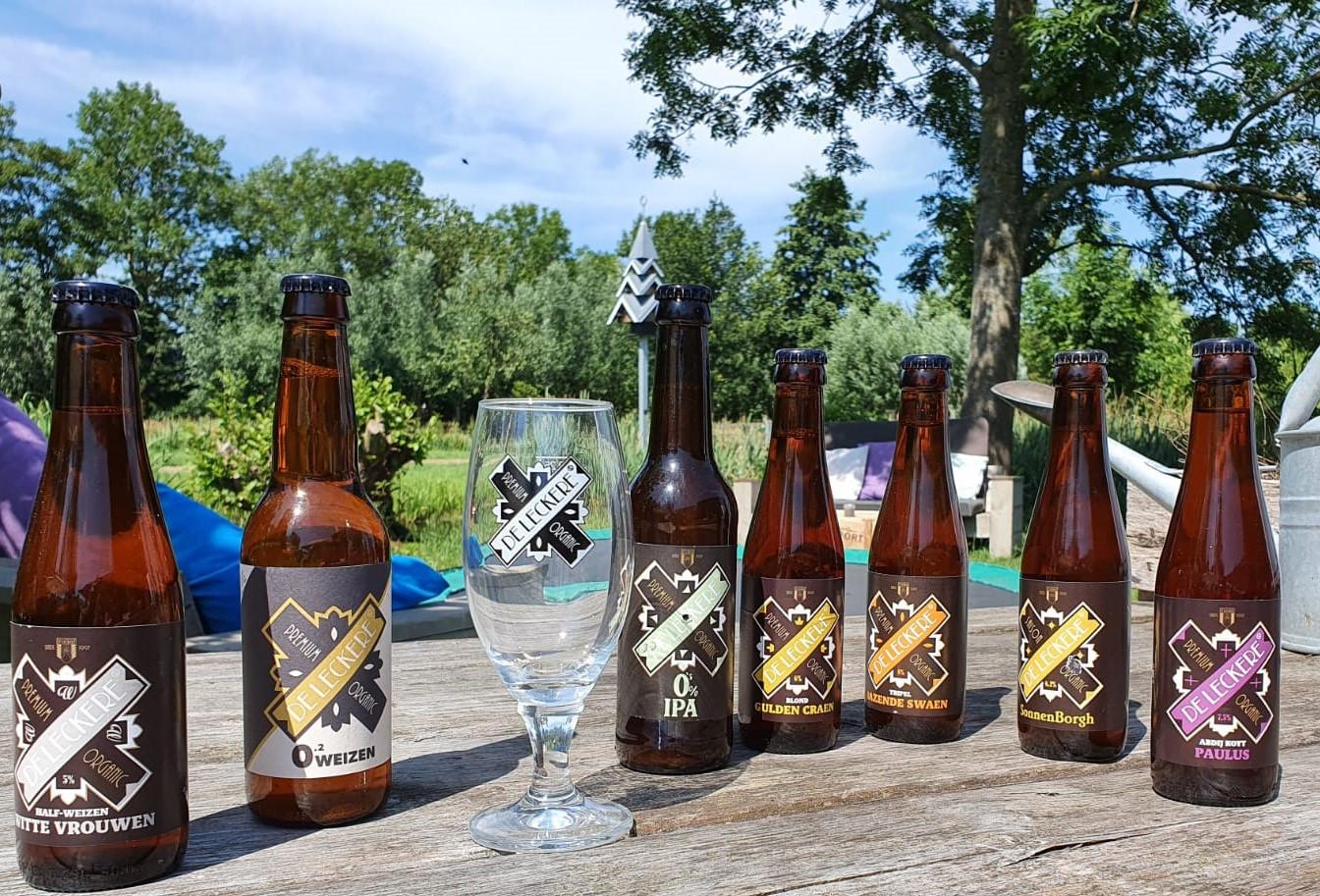 speciaal biertjes van de Leckere