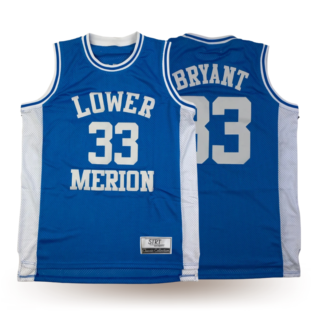 Classic Bryant '1996 Lower Merion High School Jersey  