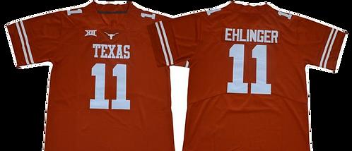 Sam Ehlinger Texas College Jersey