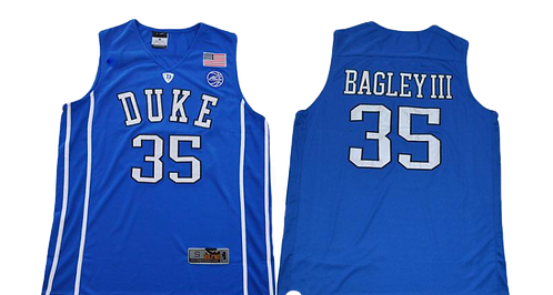 Marvin Bagley College Jersey