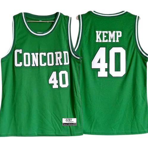 Shawn Kemp Concord HighSchool Jersey
