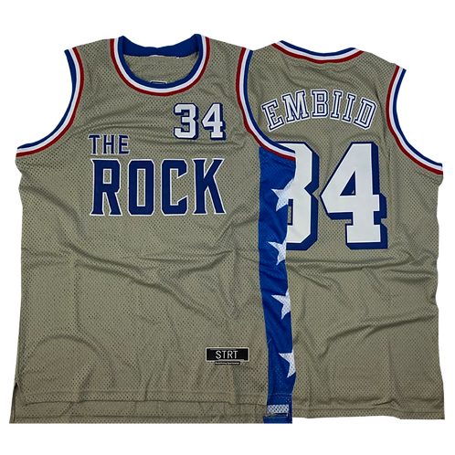 Embiid High School Jersey