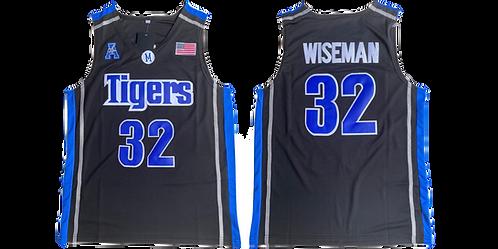 James Wiseman College Jersey