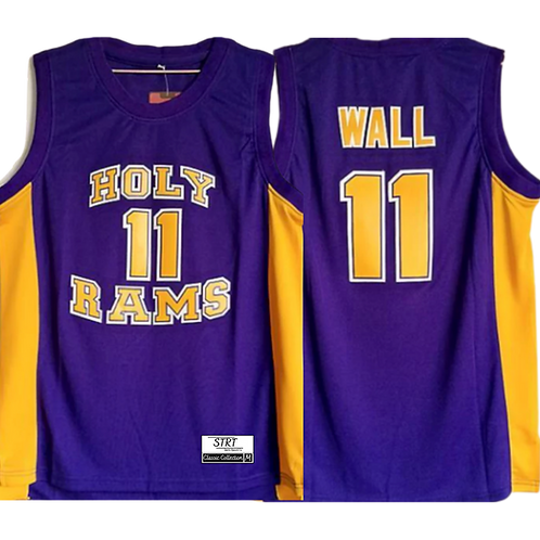 J Wall High School Jersey