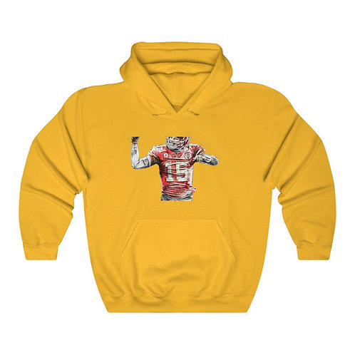 Mahomes Hype Pullover Hoodie
