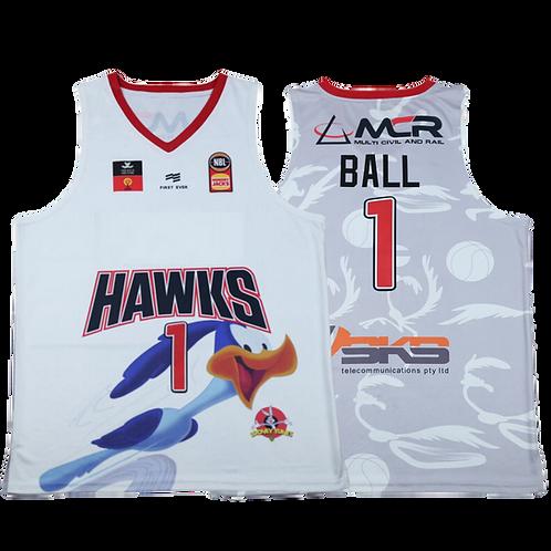 LaMelo Ball Hawks Jersey