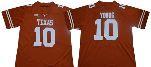 Vince Young '2005 College Jersey