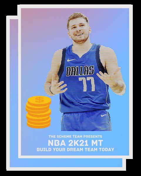 NBA 2k21 MyTeam Coins