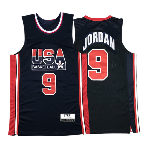 Retro Jordan Team USA 92' Jersey
