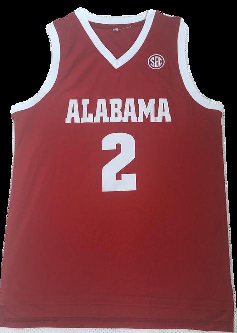 Collin Sexton Alabama Jersey