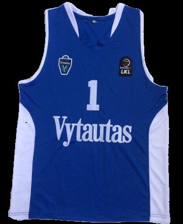Lamelo Ball Vytautas Jersey