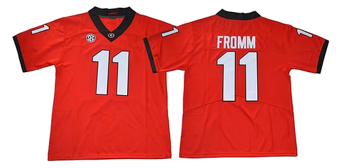 Jake Fromm College Jersey