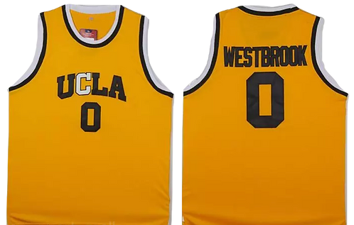 Russel Westbrook College Jersey