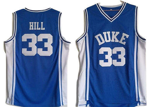 Grant Hill '1994 College Jersey