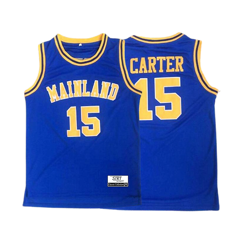 V Carter Mainland High Jersey
