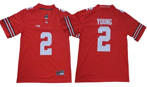 Chase Young College Jersey