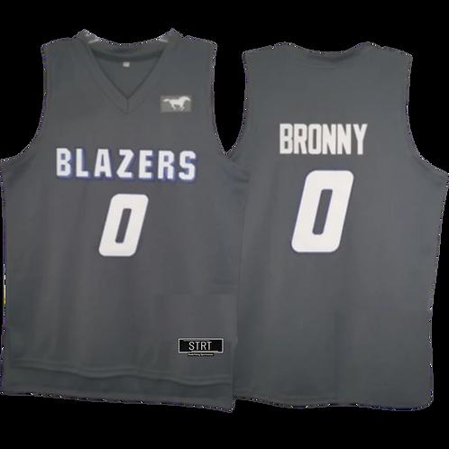 Bronny James Sierra High School Jersey