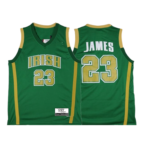 Youth LeBron High School Jersey