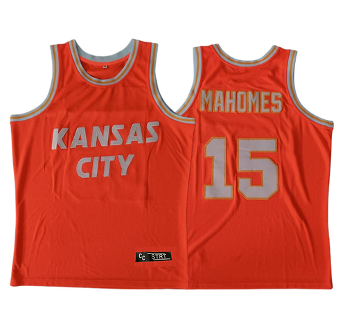 Mahomes Kansas City Hoops Jersey