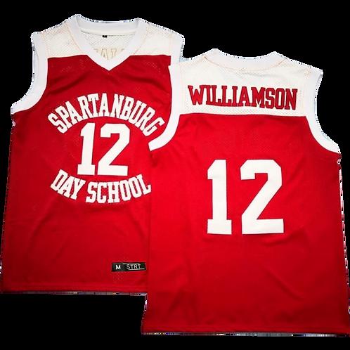 Zion Williamson High School Jersey