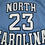 Thumbnail: Jordan '1984 North Carolina Jersey