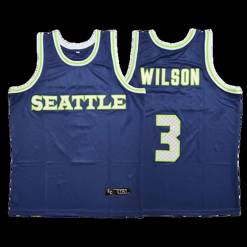Wilson Seattle Hoops Jersey
