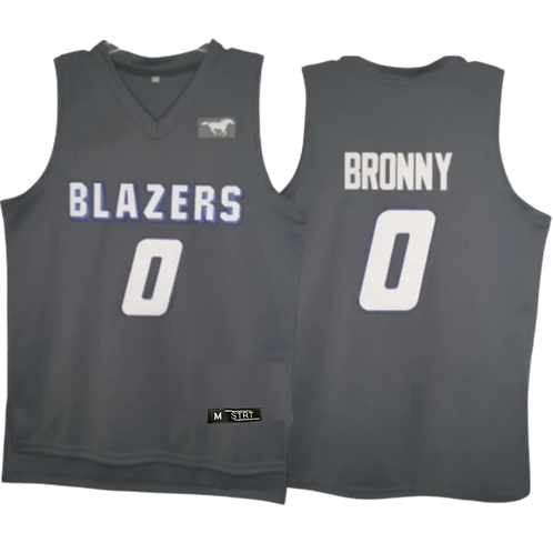 Youth Bronny James High School Jersey