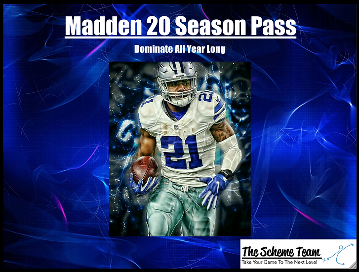 M20 Season Pass