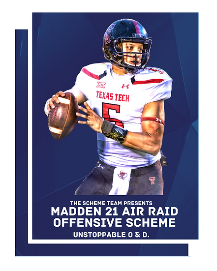 Air Raid Offensive Scheme M21