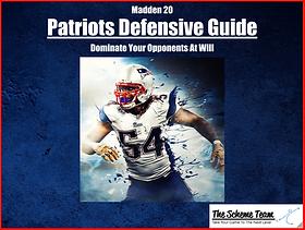 Patriots Defensive Scheme - M20