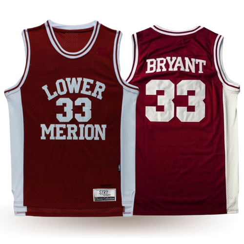 Youth Bryant Lower Merion High Jersey   STRT