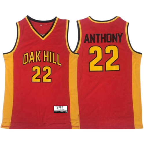 Carmelo Anthony Oak Hill High School Jersey