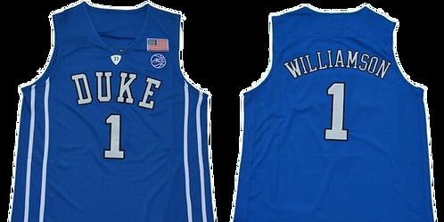 Zion Williamson College Jersey