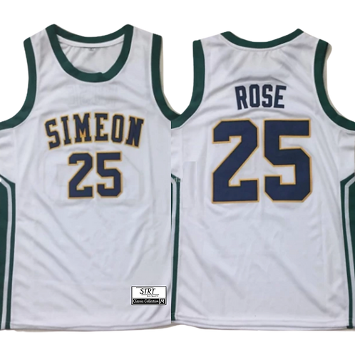 D Rose High school Jersey