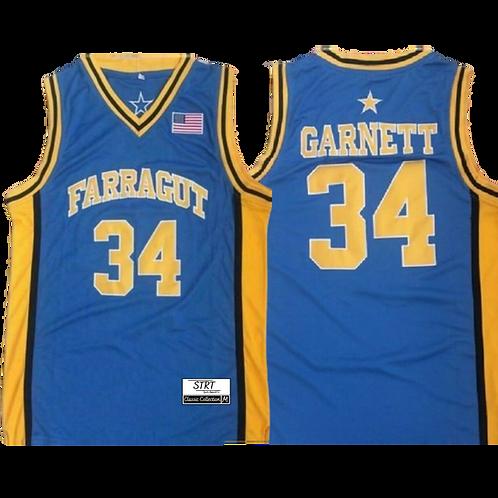 Retro Kevin Garnett High School Jersey