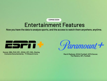 ESPN+ & Paramount + Now Available In The Mecca Package: How To Set Up and Additional Info