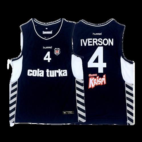 Allen Iverson 'Cola Turka' Turkey Jersey