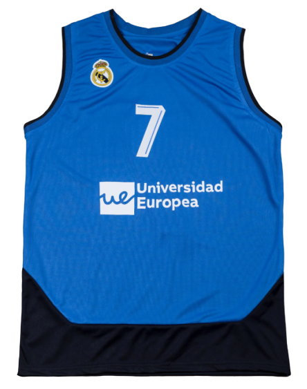 Youth Luka Doncic Madrid Jersey