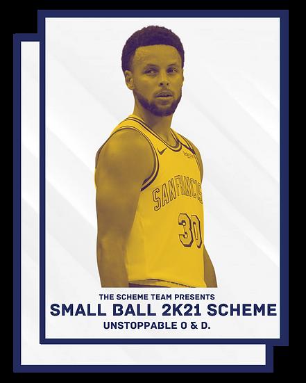 Small Ball 2K21 Scheme