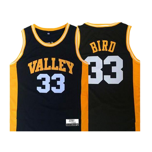 Retro Bird Valley High School Jersey