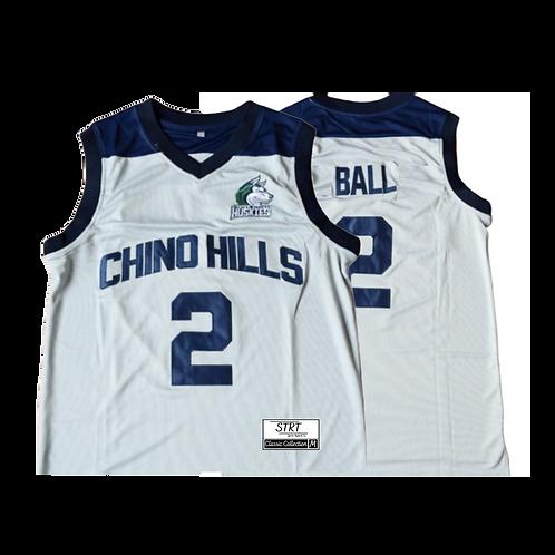 Youth Lonzo Ball Chino Hills Huskies Jersey