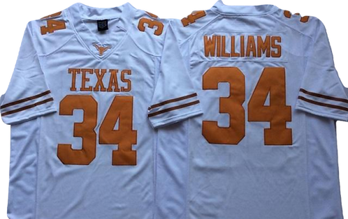 Ricky Williams '1998 College Jersey